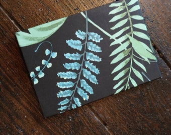 Hand Bound Notebook 11 by 15 cm *discounted due to minor imperfections*