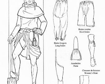 MAA1101 – Medieval Accessories 11th-15th century / Accessoires médiévaux 11e-15e siècles