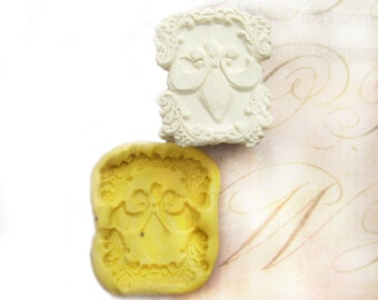 texture mold, flexible Silicone mold, push mold, food supplies mold, clay supplies molds, # 60s