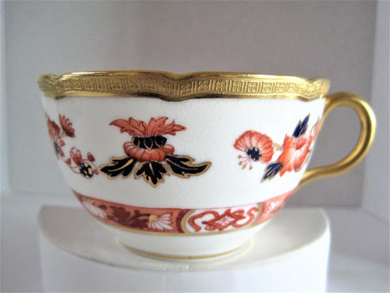 Royal Doulton Cup, Bone China, Alma Pattern,  Made in England,  Vintage China