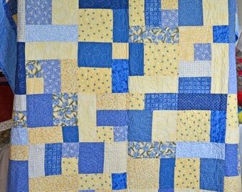 Yellow Brick Road Quilt - free shipping