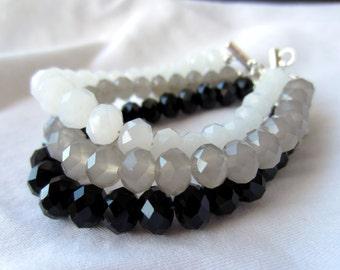 Riversong 3-strand bracelet