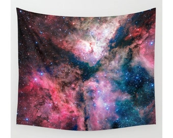 Wall Tapestry, Space Tapestry, Wall Hanging,Galaxy Nebula Milky Way, Space Wall Art, Large Photo Wall Art, Modern Tapestry, Home Decor