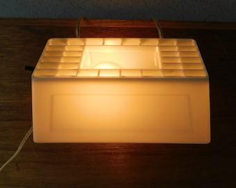 Vintage Working Headboard Light, Reading Light, Headboard Lamp, Bedroom Light
