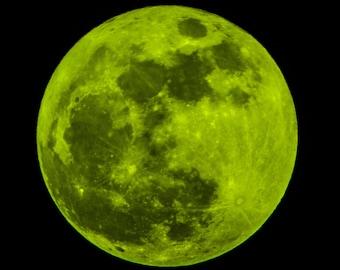 Green Moon - 100%
