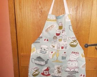 Anyone for tea apron