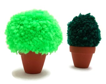 We Want A Shrubbery Plush Plant-Monty Python Fan art-Cult Classic-Unkillable Plant-Gag Gift for Men-Knights Who Say Ni-Plush Tree-Home Decor