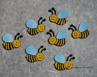 bee - honey bee 5 pieces