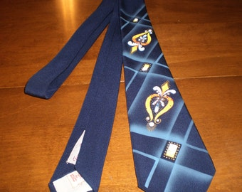 Vintage Regal Necktie from Famous Barrr Company