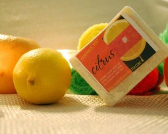 Handmade Citrus Soap
