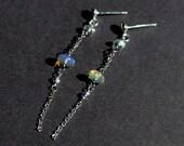 Opal Earrings - October B...