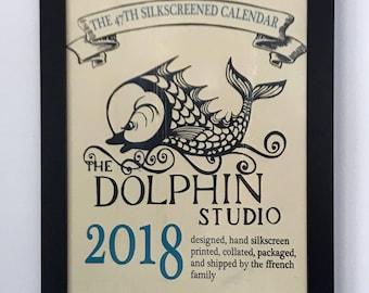 Black Calendar Frame ~ No calendar included