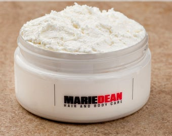 SAMPLE SIZES Nappy Hair Care - Mango Double Whipped Hair Butter - Natural Hair, Vegan Hair Product, Whipped Butter