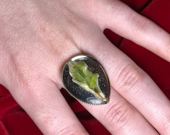 Deer Tooth Chip Ring.