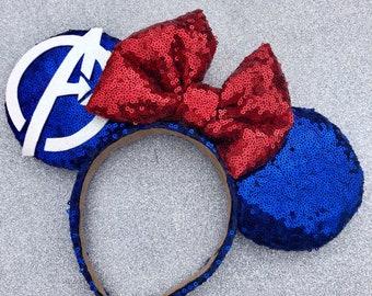 Avengers inspired ears