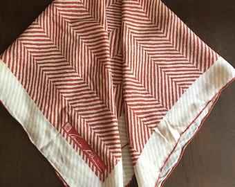 Vintage Anne Klein scarf