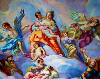 Angels Amongst the Clouds 3