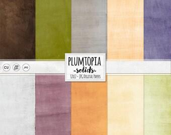 Vintage Backgrounds, Solid Digital Paper, Peach & Purple Printable Texture, Digital Scrapbook Paper - Create Digital Prints, Crafts, Cards