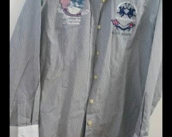La Martina Shirt ,size S-M