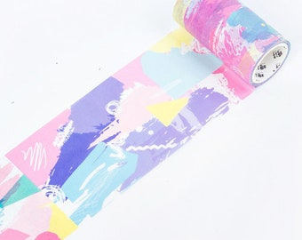 Washi Tape  - Strokes and Dots 4