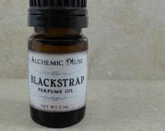Blackstrap - Perfume Oil - Brown Sugar, Coconut, Vanilla, Fig