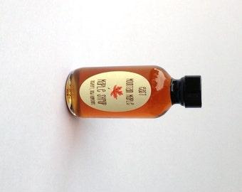 Mini Maple Syrup - Stocking Stuffer