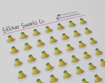Pesto / Veggie Pasta Stickers