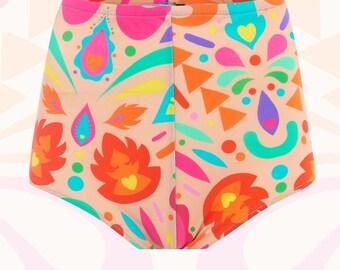 Rainow Beige hot pants
