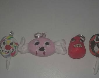 creepy cute candy treat charms