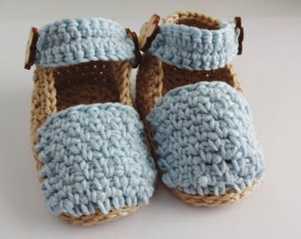 Espadrilles for Baby