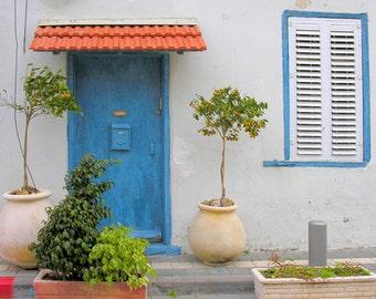 Blue Door Photography, Old windows and doors photos Old Tel Aviv-Jaffa