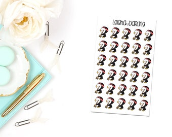Chore Planner Stickers