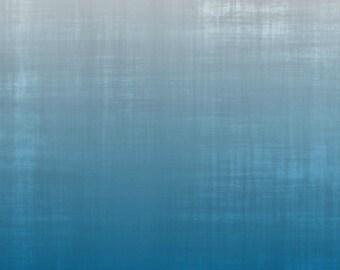 Blue Background or Paper, Ombre Ocean Water Scrapbook Texture Digital Graphic