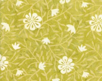 Longitude - Batik Citrine by Kate Spain for Moda, 1/2 yard, 27259 63