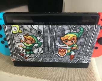 Legende von Zelda Nintendo Switch Dock Cover/Dock Socke