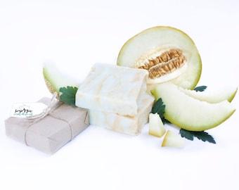 Melon soap