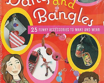 Clearance! Half Price! Book Dangles and Bangles by Sherri Haab Michelle Great TEEN & Girl Scout Projects