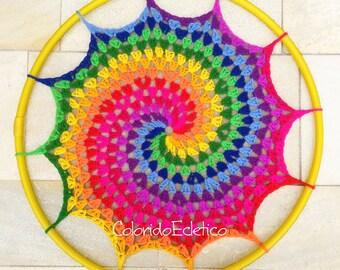 PATTERN - Spiral Hula Hoop