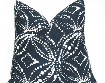 15% Off Sale Navy Pillow, Navy Pillow Covers, Navy Pillows,  Accent Pillows, Toss Pillows, Blue Pillow Cover, Blue Pillows, Decorative Pillo