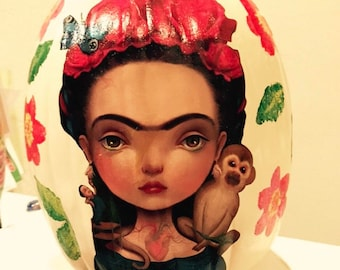 Frida Pumpkin