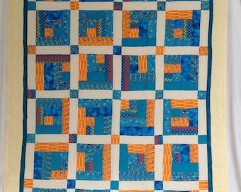 Bright Contemporary Quilt