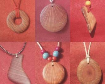 Sheolk handmade hardwood Pendants
