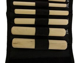 Wood Mandrels - Set of 6  (MD4001)