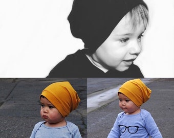 SOLID slouchy beanie, toddler beanie, toddler slouchy hat, baby beanie, baby slouchy beanie, baby hat, toddler hat, baby boy hat