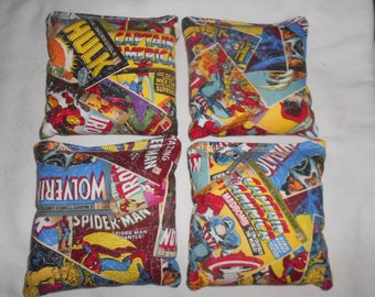 Marvel Corn hole Bags