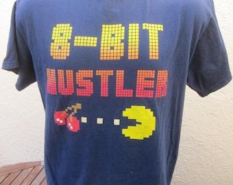 Size L (46) ** Pac Man Shirt (Single Sided)