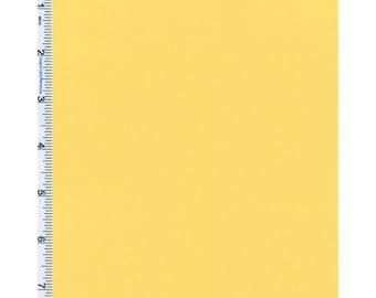Sundance Yellow Beverly Twill, Fabric By The Yard