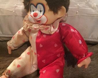 Rare Corky Clown