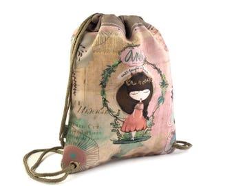 Beautiful gym bag LOTTE from Anekke