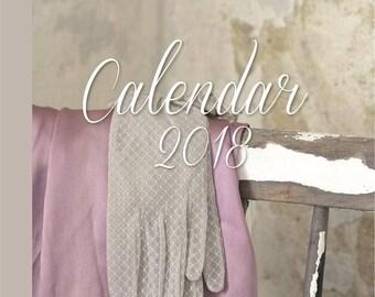 Jeanne d' Arc 2018 Calendar